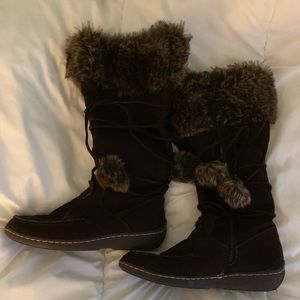 Winter boots, American Eagle brand
